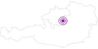 Unterkunft Alpenvereins Jugendherberge im Nationalpark Kalkalpen: Position auf der Karte