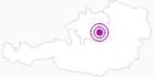 Unterkunft Kräuterhof Miesrigl im Nationalpark Kalkalpen: Position auf der Karte