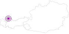 Accommodation Landhaus Wildschütz in the Tannheimer Tal: Position on map