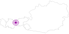 Unterkunft Berghütte Leitner Innsbruck & seine Feriendörfer: Position auf der Karte