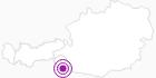 Webcam Biathlonzentrum Obertilliach in Osttirol: Position auf der Karte