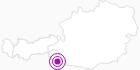 Unterkunft Ferienwohnung Elisabeth Schneider in Osttirol: Position auf der Karte
