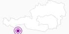 Unterkunft Gasthof Holzbauer in der Hochsteiermark: Position auf der Karte