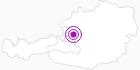 Unterkunft Jausenstation Bergheimat am Wolfgangsee: Position auf der Karte