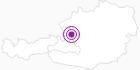Unterkunft Haus Bleckwand am Wolfgangsee: Position auf der Karte