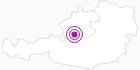 Unterkunft Haus Hutflesz im Salzkammergut: Position auf der Karte