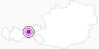 Unterkunft Leach in der Silberregion Karwendel: Position auf der Karte