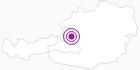 Unterkunft Ferienhaus Kathrin in Tennengau-Dachstein West: Position auf der Karte
