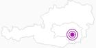 Unterkunft Hotel Gratkorn in Region Graz: Position auf der Karte