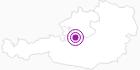 Unterkunft Brigitte Kastner Privatzimmer im Salzkammergut: Position auf der Karte