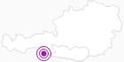 Unterkunft Koralpenschutzhaus im Lavanttal: Position auf der Karte