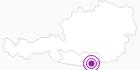 Unterkunft Hotel Ariell am Klopeiner See - Südkärnten: Position auf der Karte