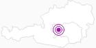Accommodation Rotbühelhütte in Schladming-Dachstein: Position on map