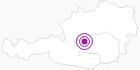 Accommodation Die Zettlerhütte in Schladming-Dachstein: Position on map
