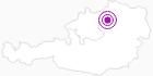 Unterkunft Wanderreithof Binder im Mühlviertel: Position auf der Karte
