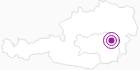 Unterkunft Ferienhaus Pircher in der Oststeiermark: Position auf der Karte