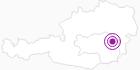 Unterkunft Gasthof Fasching-Posch in der Oststeiermark: Position auf der Karte