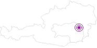 Unterkunft Familie Ochabauer in der Oststeiermark: Position auf der Karte