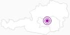 Unterkunft Gasthof Fink in der Alpenregion Nationalpark Gesäuse: Position auf der Karte