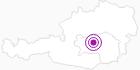 Unterkunft Alpengasthof Jansenberger in der Alpenregion Nationalpark Gesäuse: Position auf der Karte