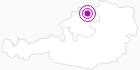 Accommodation Leonfelder Hof in the Mühlviertel: Position on map