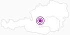 Accommodation Löggerhof in Schladming-Dachstein: Position on map