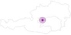 Unterkunft Fewo Tauscher Maria in Schladming-Dachstein: Position auf der Karte