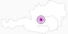 Unterkunft Allamoarhof in Schladming-Dachstein: Position auf der Karte