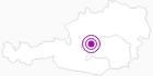 Unterkunft Fewo Strobl Brigitte in Schladming-Dachstein: Position auf der Karte