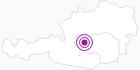 Unterkunft Ferienhaus Geiger in Schladming-Dachstein: Position auf der Karte