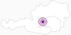 Unterkunft Ferienhaus Fürst in Schladming-Dachstein: Position auf der Karte