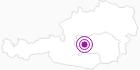 Unterkunft Ferienhaus Zettler in Schladming-Dachstein: Position auf der Karte
