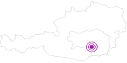 Unterkunft Haus Spörk in Region Graz: Position auf der Karte