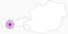 Unterkunft Schihütte Zams in Tirol West: Position auf der Karte