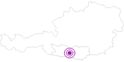 Unterkunft Ferienhaus Hollinger in Villach-Warmbad / Faaker See / Ossiacher See: Position auf der Karte