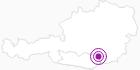 Unterkunft Lichtenegger am Klopeiner See - Südkärnten: Position auf der Karte