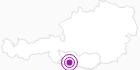 Unterkunft Bauernhof Rieder in Nassfeld-Pressegger See - Lesachtal - Weissensee: Position auf der Karte