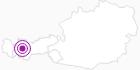 Unterkunft Gasthof Venetrast in der Ferienregion Imst: Position auf der Karte