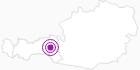 Unterkunft Pension Mühlhof in Kitzbühel: Position auf der Karte