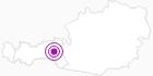 Unterkunft Skihütten Lang im Zillertal: Position auf der Karte
