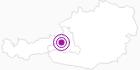 Unterkunft Hauserhof in Saalbach-Hinterglemm: Position auf der Karte