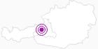 Unterkunft Gästehaus Appartements Grundner in Saalfelden-Leogang: Position auf der Karte