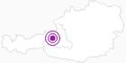 Unterkunft Wöhrerbauer in Saalbach-Hinterglemm: Position auf der Karte