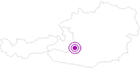 Unterkunft Haus Edler in Obertauern: Position auf der Karte