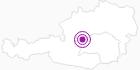 Unterkunft Hotel Berghof in Ausseerland - Salzkammergut: Position auf der Karte