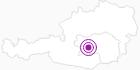 Unterkunft Appartementhaus Hochegg in der Hochsteiermark: Position auf der Karte