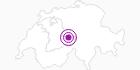 Unterkunft Chalet Sylvana im Haslital: Position auf der Karte