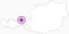 Unterkunft Hotel Sonnenuhr im Ski Juwel Alpbachtal Wildschönau: Position auf der Karte