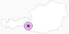 Unterkunft Antik- Designhotel Chalet Maria Theresia in Osttirol: Position auf der Karte