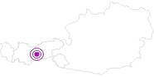 Unterkunft Landhaus Brugger in Stubai: Position auf der Karte